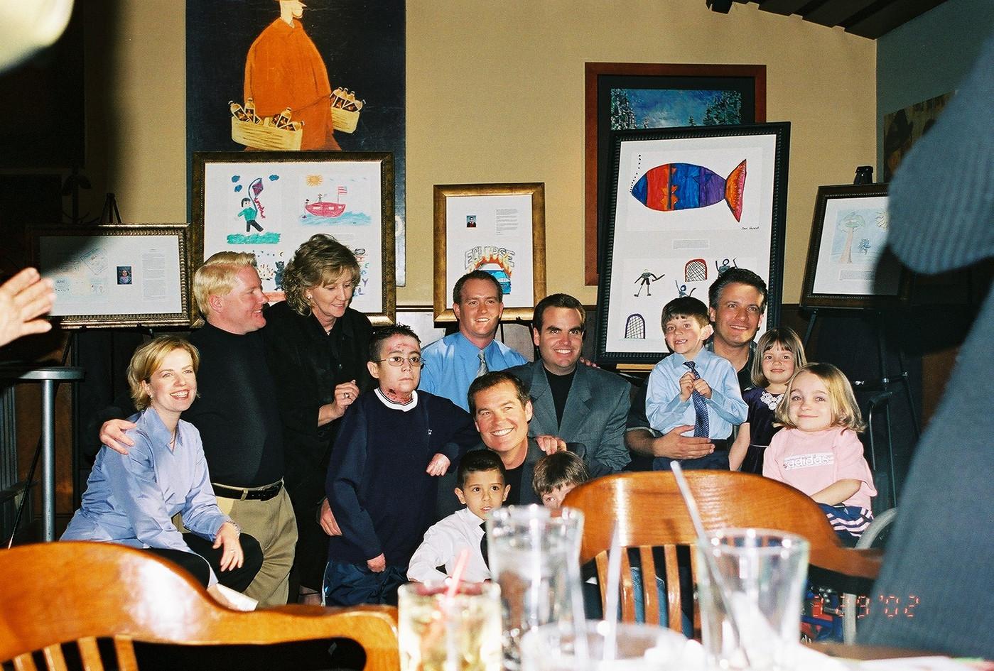 Bob Goen E.T. Wish Kids.charity