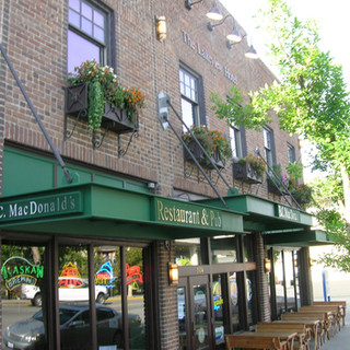 Lakeview Hotel & B. C. MacDonald's Restaraunt - Chelan, Washington
