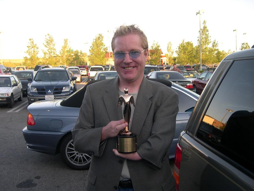 Telly Award Kenny Chesney