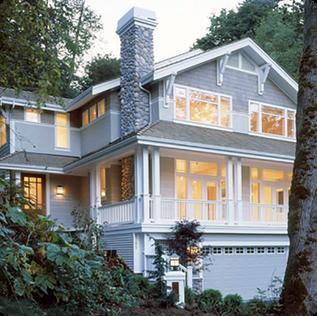 MERCER ISLAND HOUSE #1