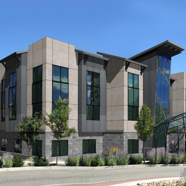Office Building Study - Wenatchee, Washington