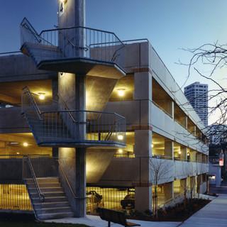 Seattle Community College Retail & Parking Garage - Seattle, Washington