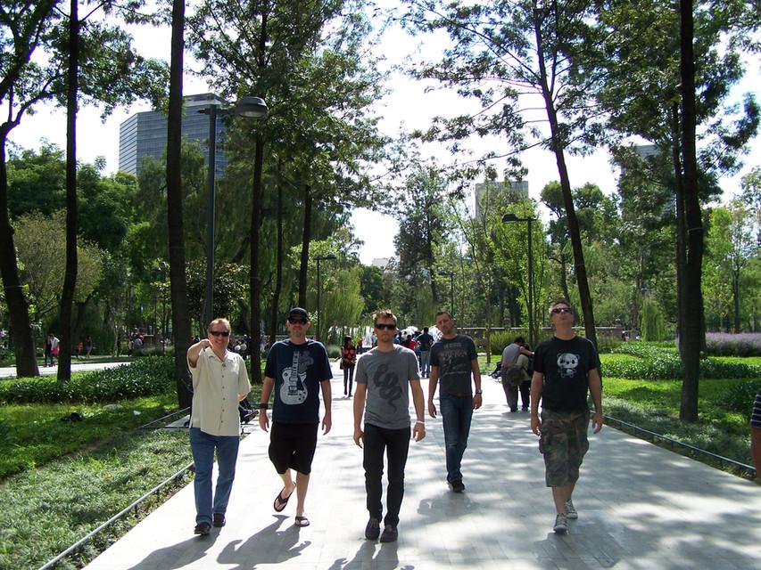 Xiren Mexico City 2013