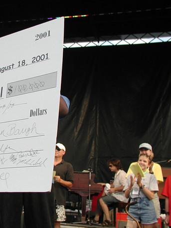 100K Charity