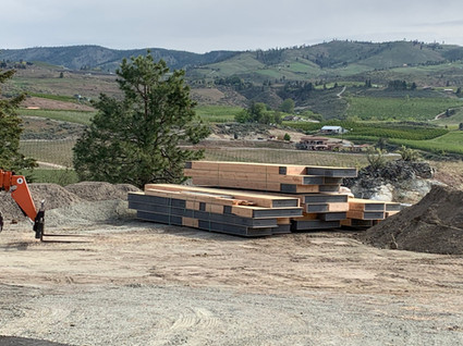 SIP Panels - Coulter Architects, Chelan