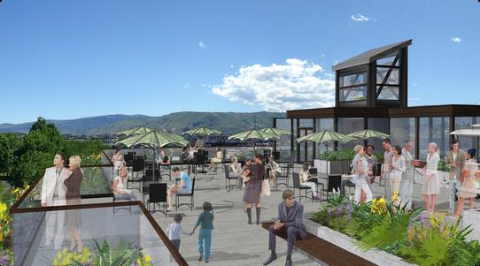 Pybus Annex Project - Wenatchee Washington