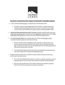 Colorado Leads