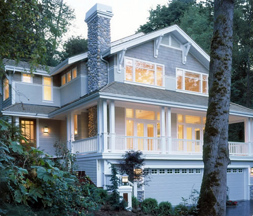 Mercer Island House #1 - Coulter Architects