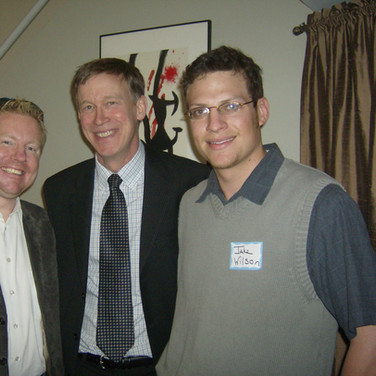 Gov Hickenlooper