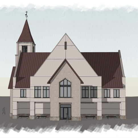 Issaquah Church Remodel - Coulter Architects