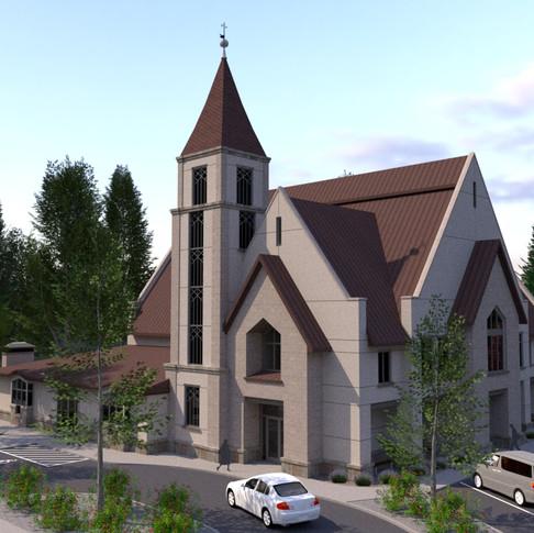 Issaquah Church Remodel