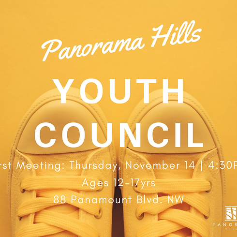 Panorama Hills Youth Council