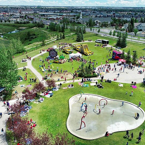 PHCC Park Grand Opening