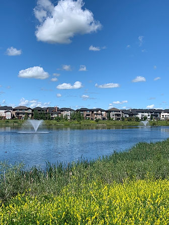 Large Pond Fountains