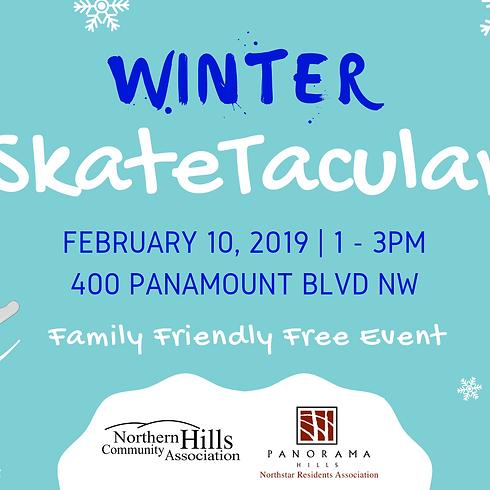 Winter SkateTacular with NHCA