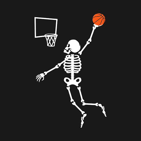 Halloween 3 on 3 Basketball - All Ages