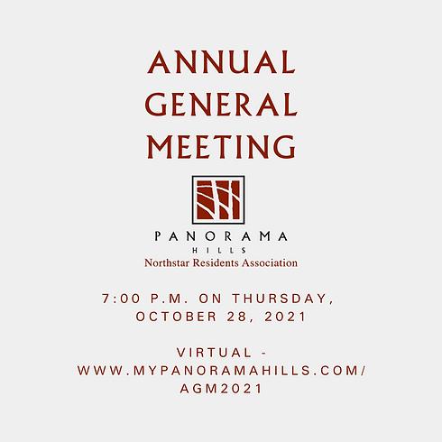 Panorama Hills Annual General Meeting