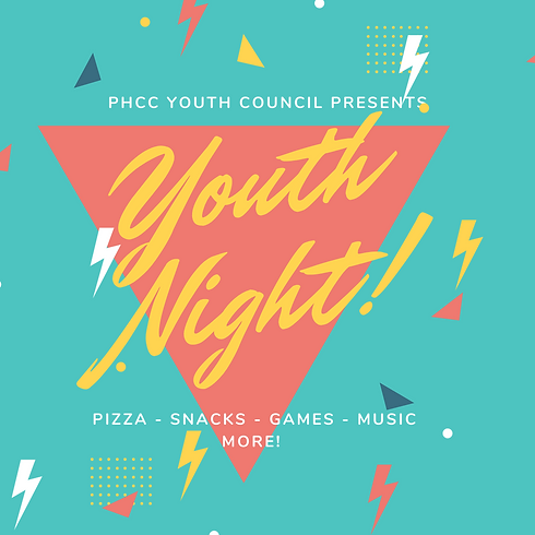 PHCC - Youth Night