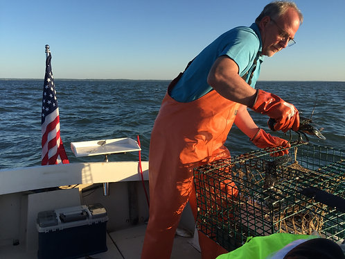 Lobstering Experience