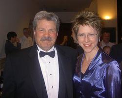 Conductor, Bruce Hangen & me