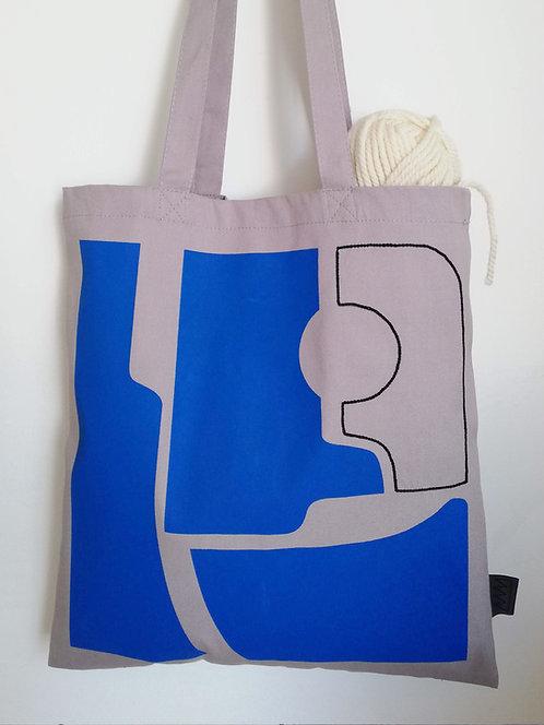 Bauhaus Tote - Print & Stitch