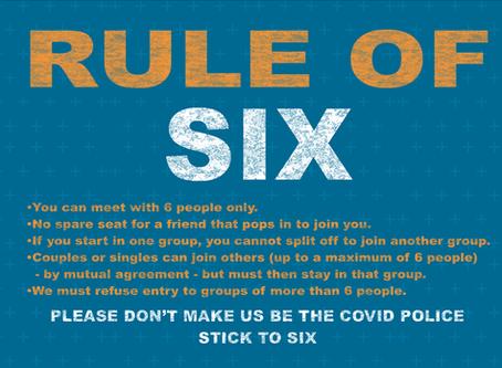 Stick to Six