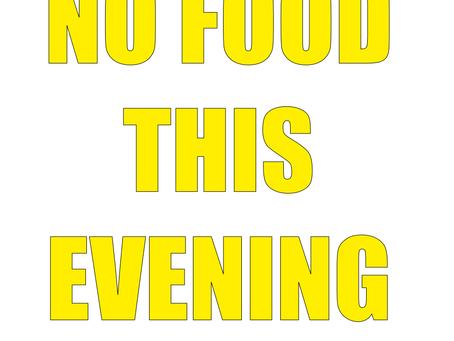 Friday Evening 4th June 2021