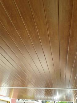 פנל קיר צבע עץ