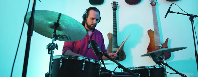 Totem Warriors - Drum Recording.jpg