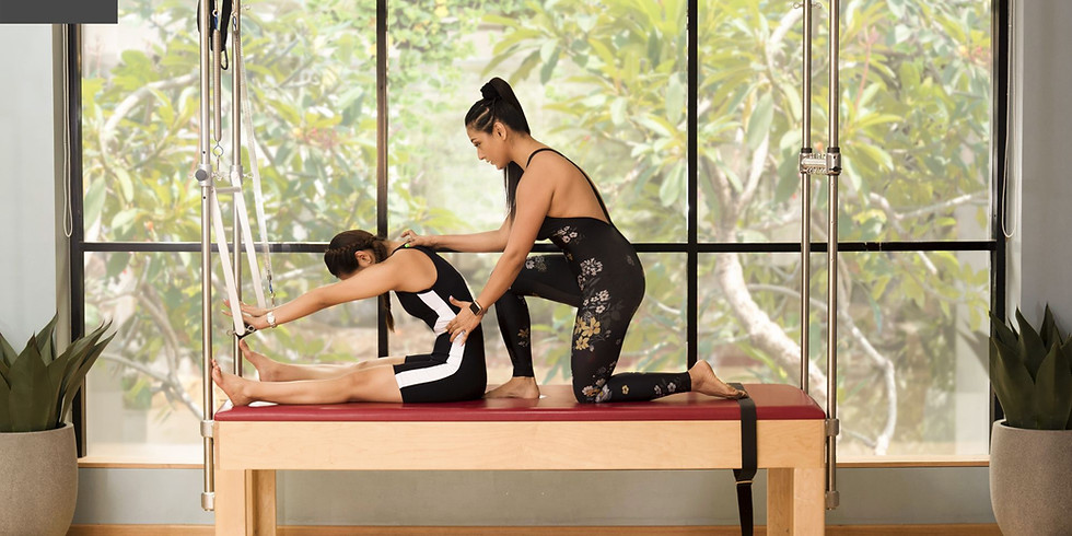 Pilates Workshop - Improve Core Strength, Flexibility, and Whole-Body Health.