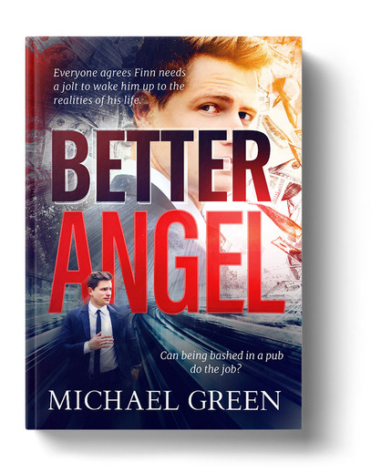 Better Angel by Michael Green Book Cover