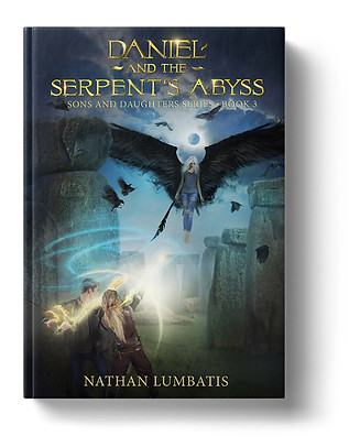 Daniel And The Serpent's Abyss by Nathan Lumbatis