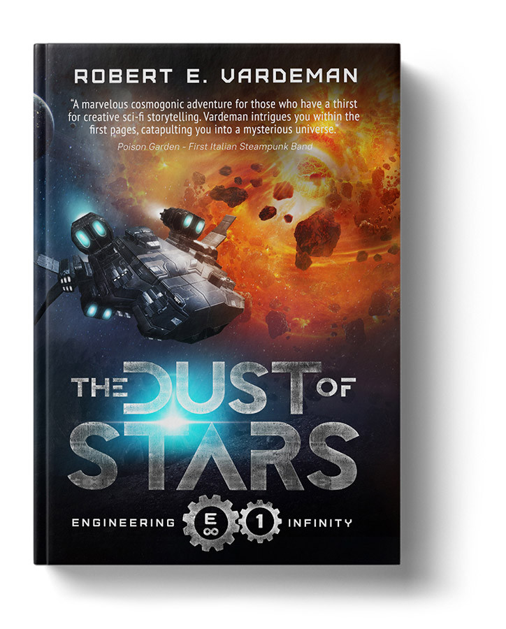 The Dust Of Stars by Robert Vardeman