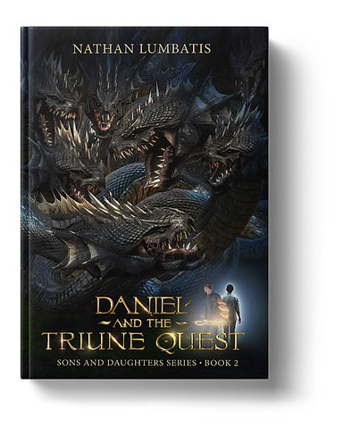 Daniel And The Triune Quest by Nathan Lumbatis