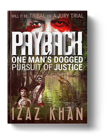 Payback by Izaz Khan