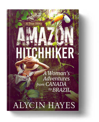 Amazon Hitchhiker by Alycin Hayes