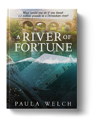 A River Of Fortune by Paula Welch