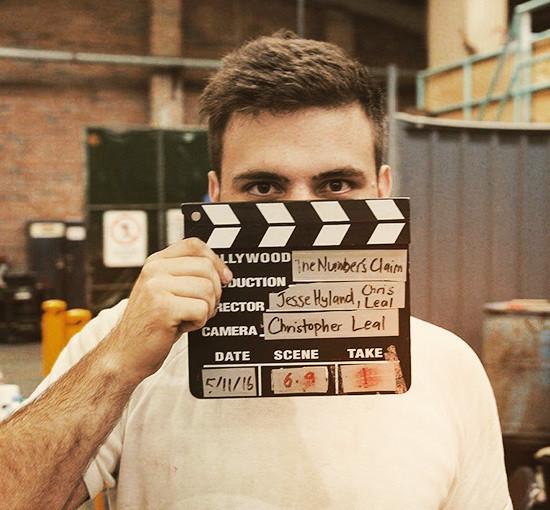 Jesse Hyland - author, actor, producer