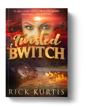 Twisted Bwitch by Rick Kurtis