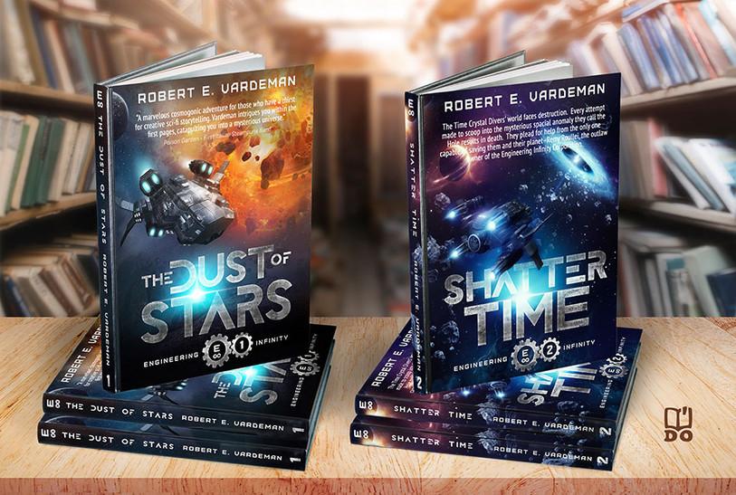 Robert_Vardeman_books.jpg