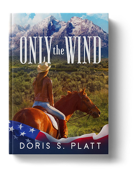 Only The Wind by Doris S. Platt