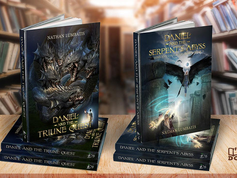 Author Nathan Lumbatis Discusses 'Sons and Daughters' Fantasy Series