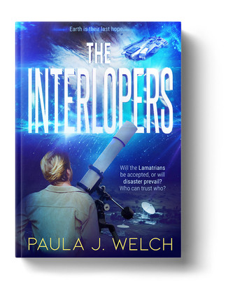 The Interlopers by Paula J. Welch