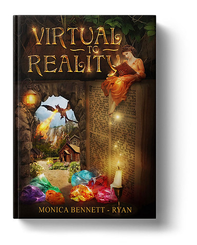 Virtual To Reality by Monica Bennett-Ryan