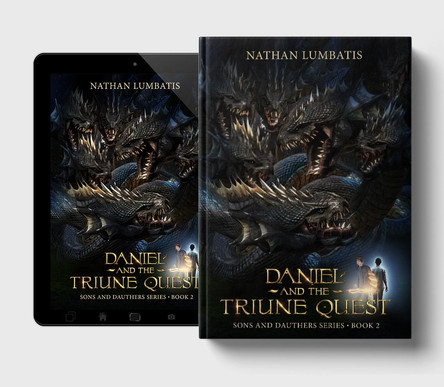 Example EBOOK + PRINT Book Cover