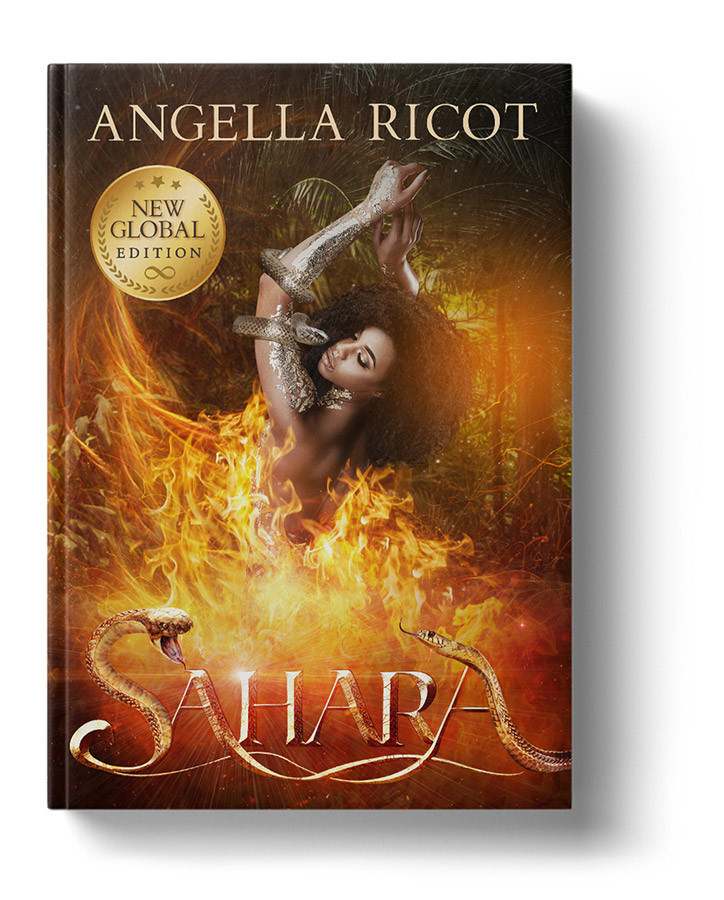 Sahara by Angella Ricot