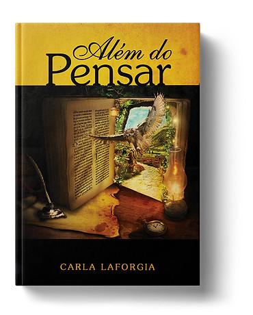 Alem do Pensar by Carla Laforgia