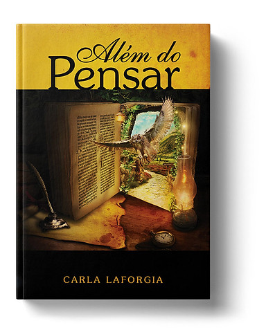 Alem do Pensar by Carla Laforgia