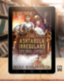 Steampunk Book Cover Design by Donika Mishineva - Art Of Donika
