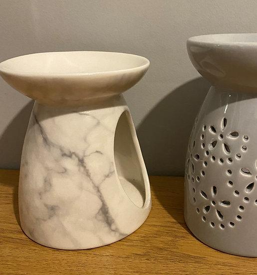 Wax Burner - Marble Effect